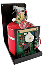 Guardian III- Model G300B - Automatic Residential Fire Suppression System w/Gas Shut-off